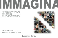 IMMAGINA flyer fronte