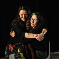 Geddy Anidskal e Brigitte Cirla