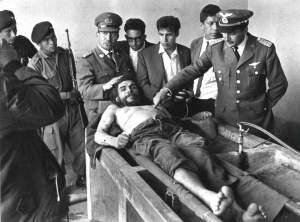 Freddy Alborta, Il corpo di Che Guevara | associazione ippocampo